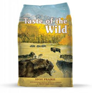 Taste of The Wild Grain-Free1